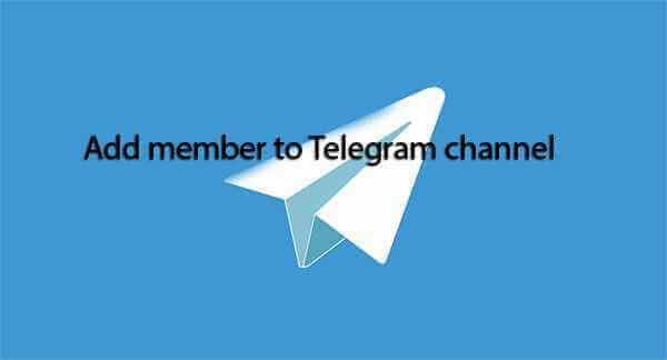 Telegram add members to group