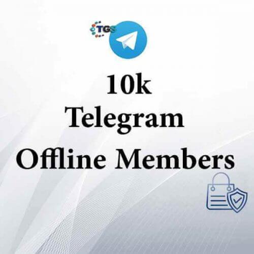 10k telegram offline members