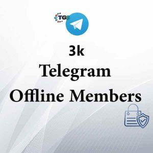 3K Offline Telegram Members