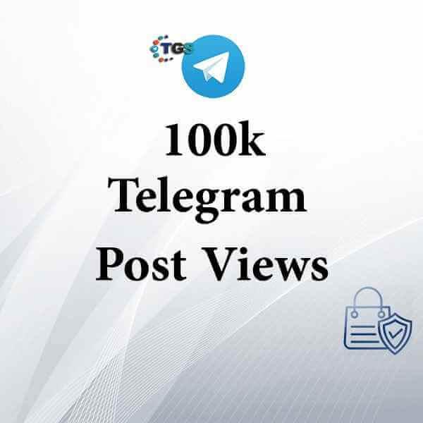 Buy hits for Telegram channel
