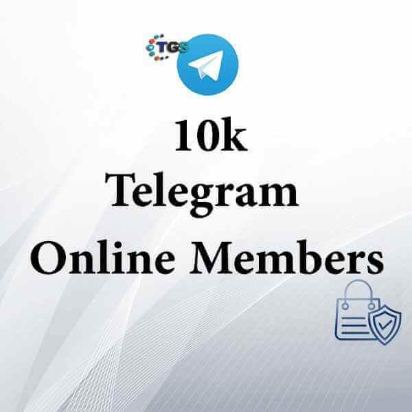 10k active Telegram members