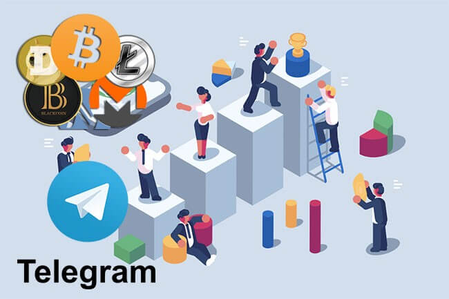 Advertising on big Crypto channels