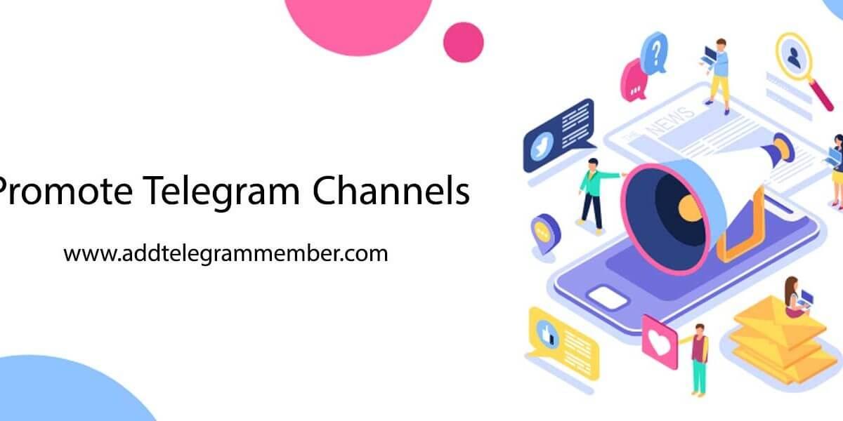 Promote Telegram Channels