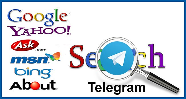 How the Telegram Search Engine Works