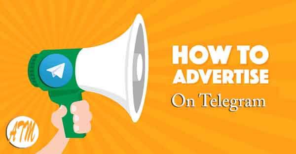 Telegram-advertise-channels