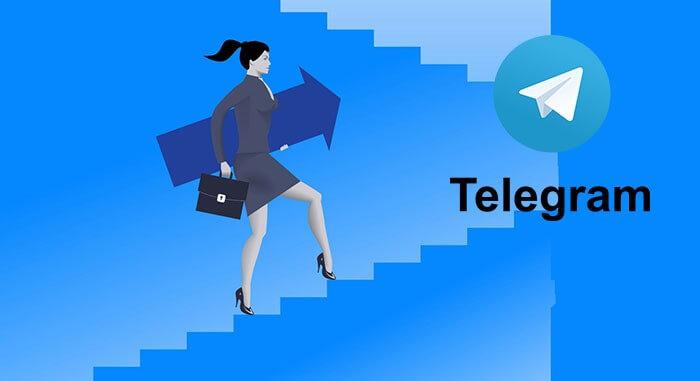 Raising Telegram Channel Members