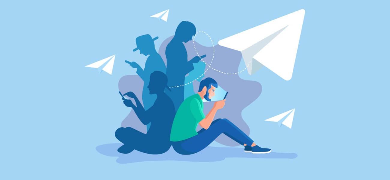 Advertise Big Telegram Channels