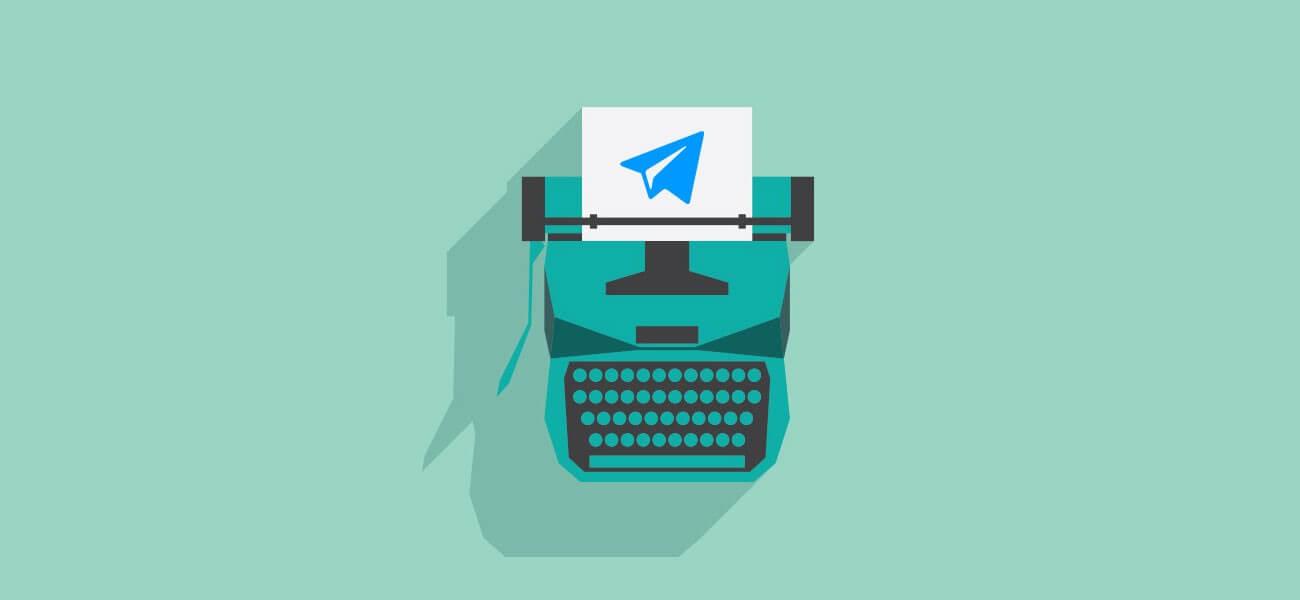 Publish Posts In Telegram Channel