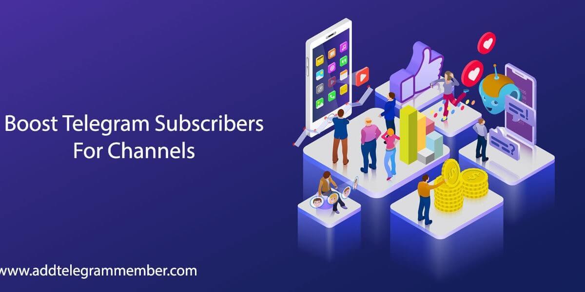 Boost Telegram Subscribers