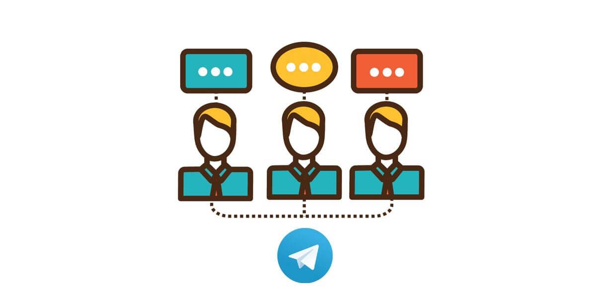Telegram Super Group